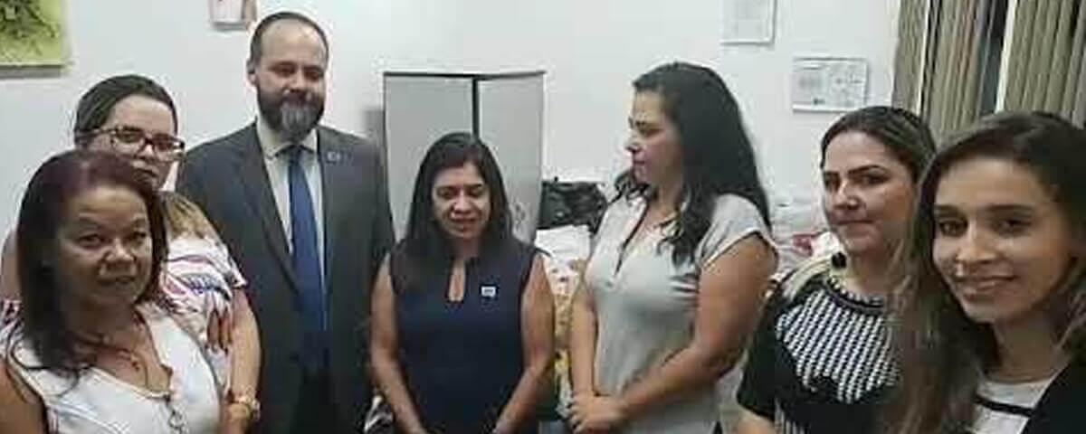 Fim da Campanha de Arrecadação e apoio aos desassistidos de Guarulhos, em razão das enchentes.