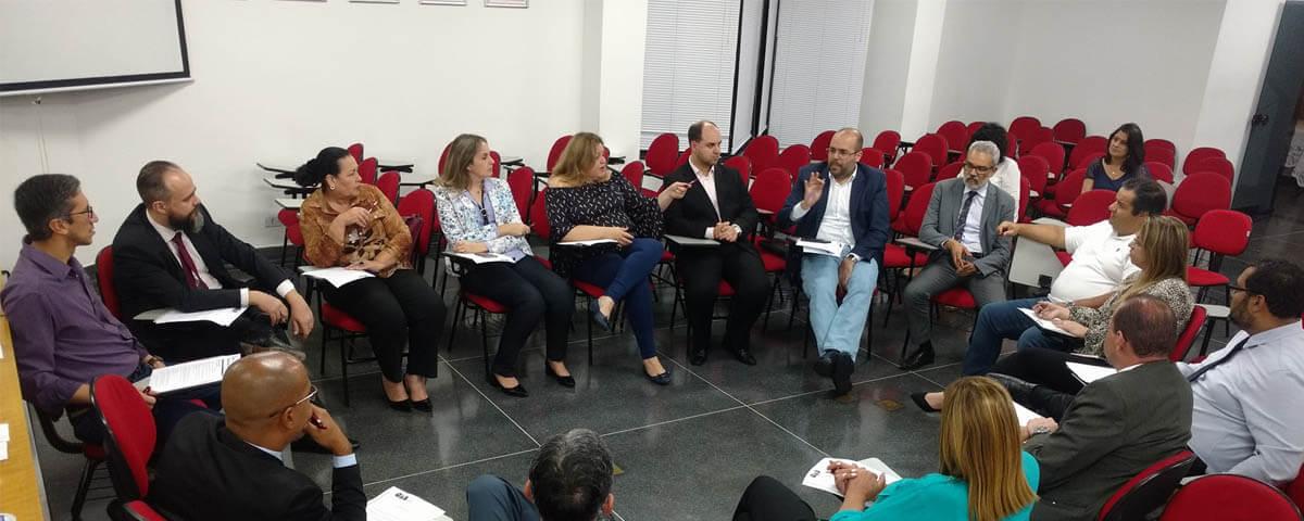 Casa da Advocacia sedia Reunião de Presidentes do Alto Tietê.