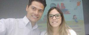 Comissão OAB Vai à Escola ministra palestra na Escola José Alves de Cerqueira César