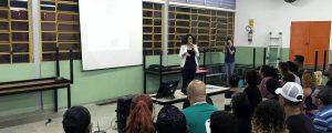 """Comissão OAB Vai à Escola ministra palestra sobre """"Feminicídio"""""""