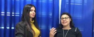 (Vídeo) Comissão OAB Vai à Escola ministra palestra na Escola José Alves de Cerqueira César – Entrevista Profª Irena