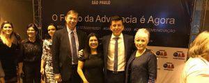 OAB Guarulhos participa da Posse Solene da OAB Itaquera