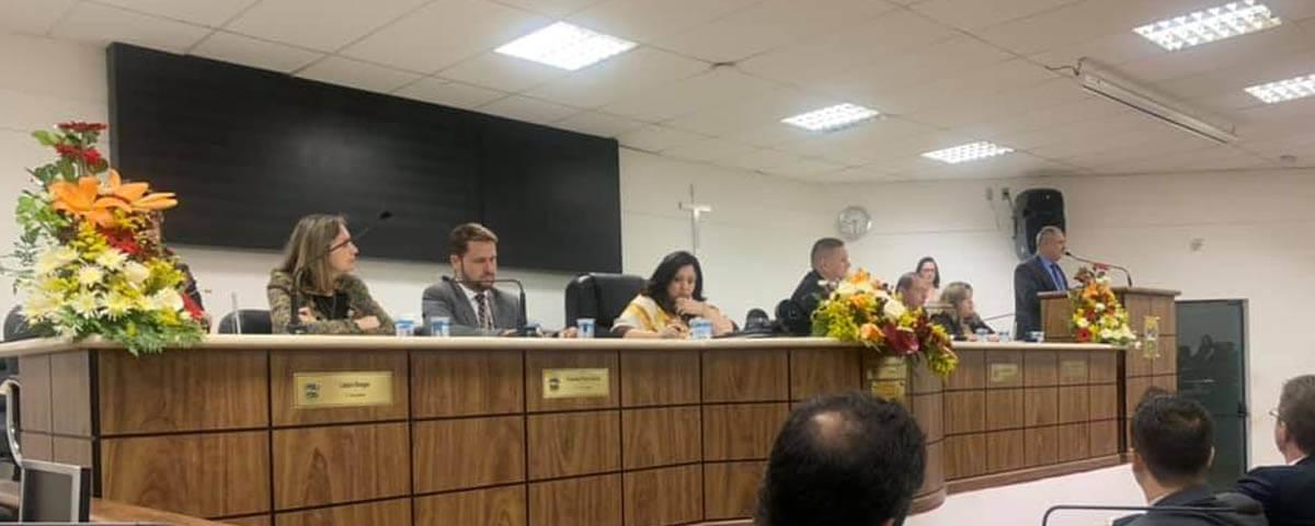 OAB Guarulhos participa da Posse Solene da OAB Poá