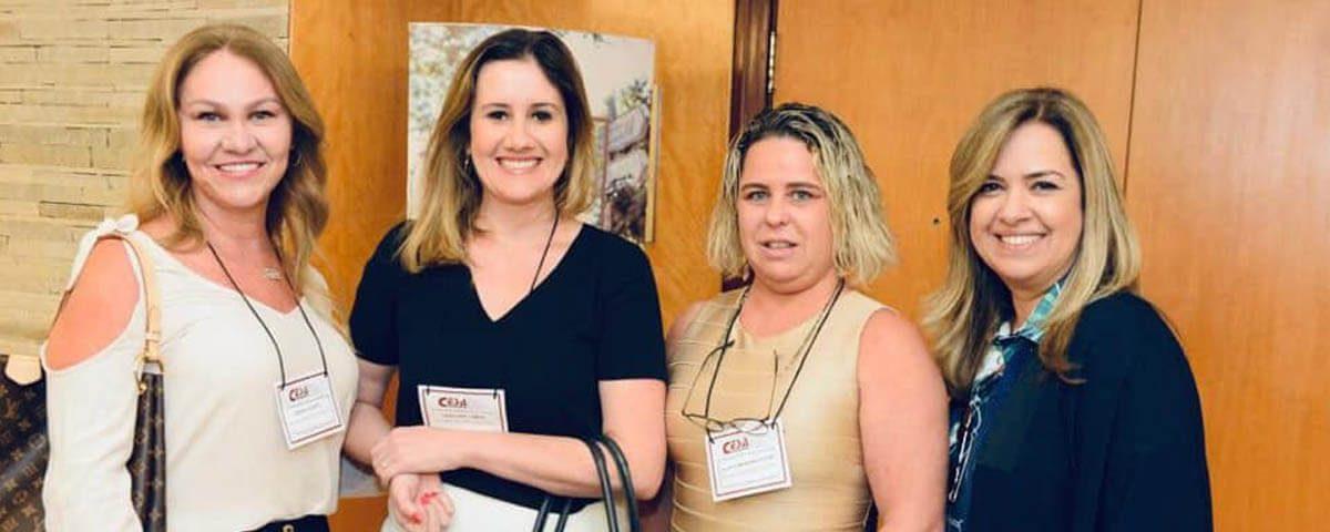 OAB Guarulhos presente em Reunião do CESA