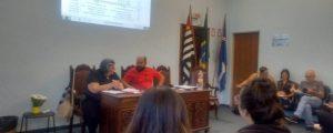 OAB presente na Reunião Ordinária do Pleno do Conselho Comunitário de Saúde.