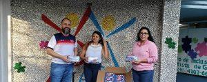 Páscoa Solidária – OAB Guarulhos realiza entrega dos bombons arrecadados ao CIAAG.