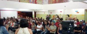 Comissão OAB Vai à Escola ministra palestra na Escola Pr. Sebastião Luiz