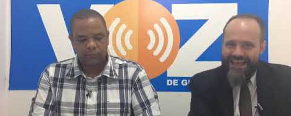 (Vídeo) – Presidente da OAB Guarulhos concede entrevista ao Programa Voz de Guarulhos