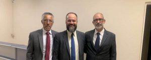 Visita ao núcleo de prática jurídica da Faculdade Progresso