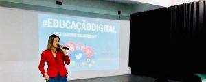 """Comissão OAB Vai à Escola palestra sobre """"Direito Digital"""" na Escola Jose Cerqueira Cesar"""