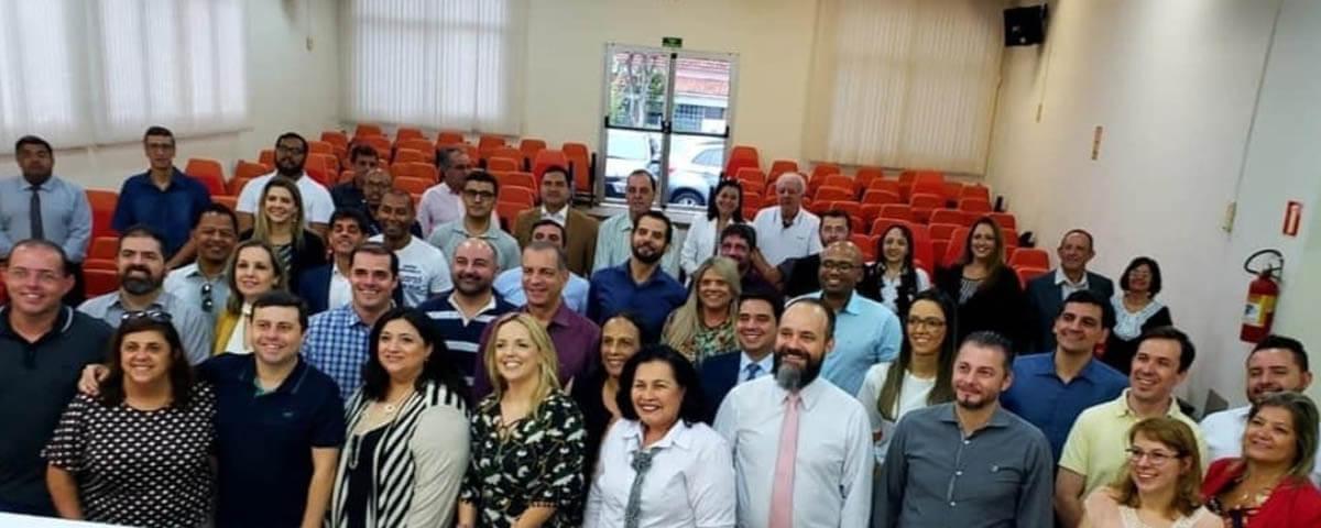 I Reunião do Colégio de Presidentes das Subseções do Alto Tietê e das Subseções do Vale do Paraíba, Litoral Norte e Serra da Mantiqueira
