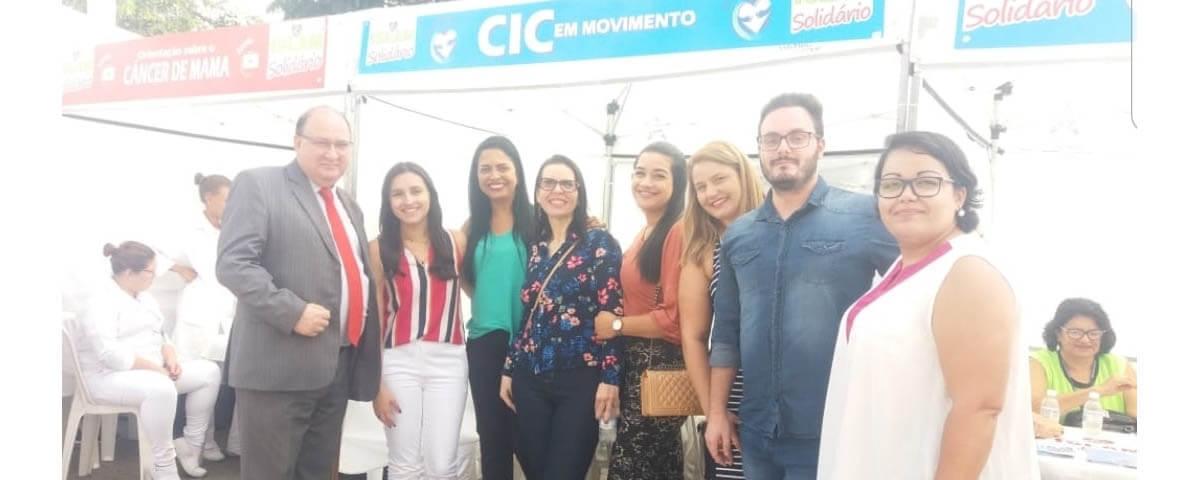 Inauguração do Centro de Referência em Direitos Humanos da Prefeitura de Guarulhos no CIC Pimentas
