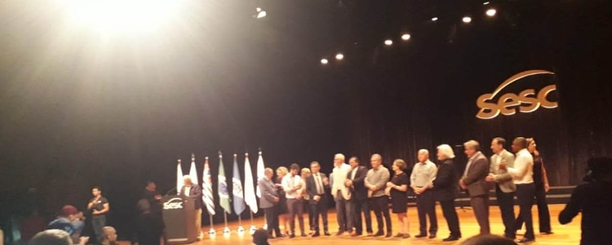 OAB Guarulhos marca presença na Inauguração do SESC Guarulhos