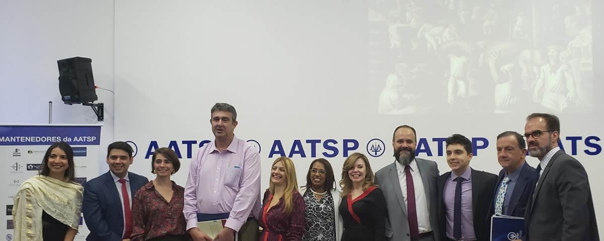 OAB Guarulhos presente em evento promovido pela Associação dos Advogados Trabalhistas de São Paulo
