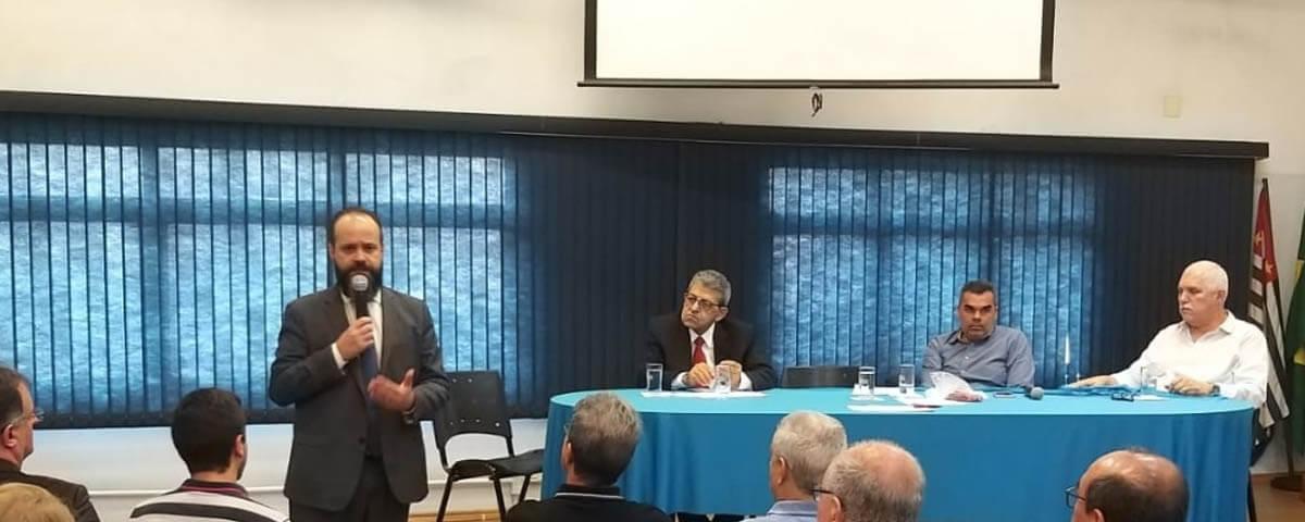 OAB Guarulhos presente em reunião da ASEC – Associação dos Empresários de Cumbica