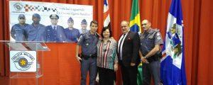 OAB Guarulhos presente em solenidade promovida pelo 15° BPM do CPA-M7