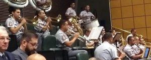 OAB Guarulhos presente na Solenidade de Comemoração dos 34 Anos da Criação dos CONSEG's do Estado de São Paulo