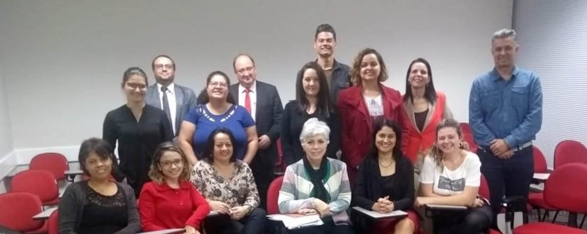"""OAB Guarulhos realiza reunião preparatória para o evento """"Ação Juntos contra a Violência Doméstica"""""""
