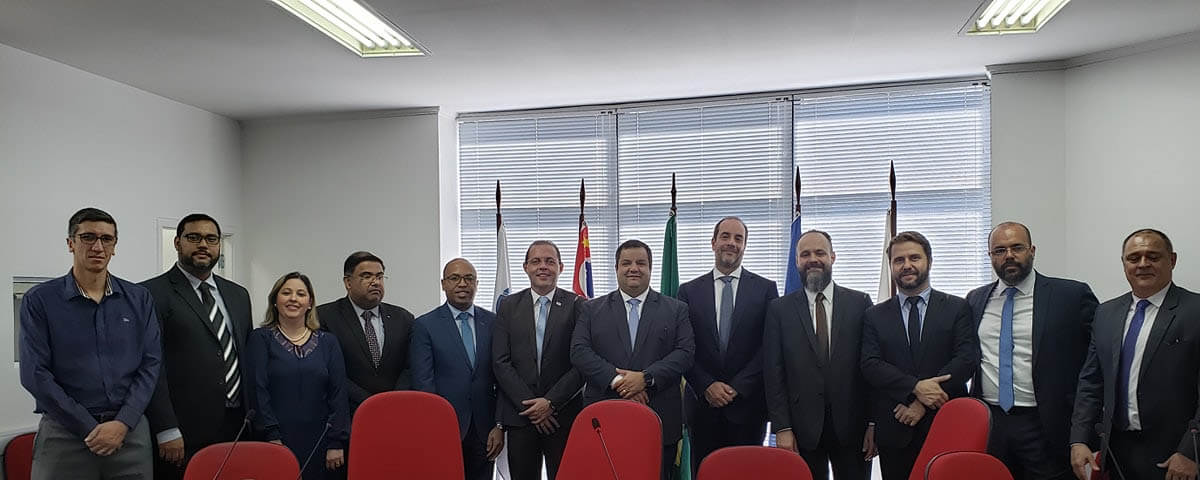 OAB Guarulhos recebe a primeira reunião extraordinária do 18º Tribunal de Ética e Disciplina