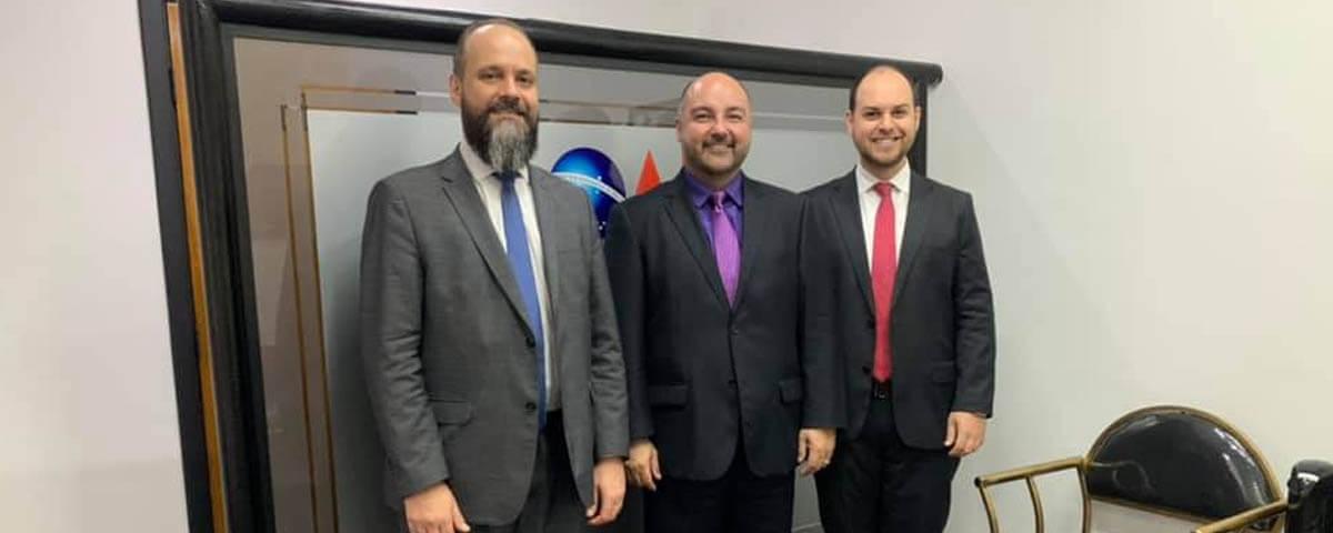 OAB Guarulhos recebe o Secretário Geral da OAB/SP
