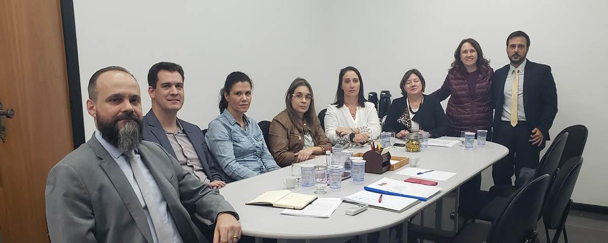 OAB Guarulhos recebe representantes do SINSPREV