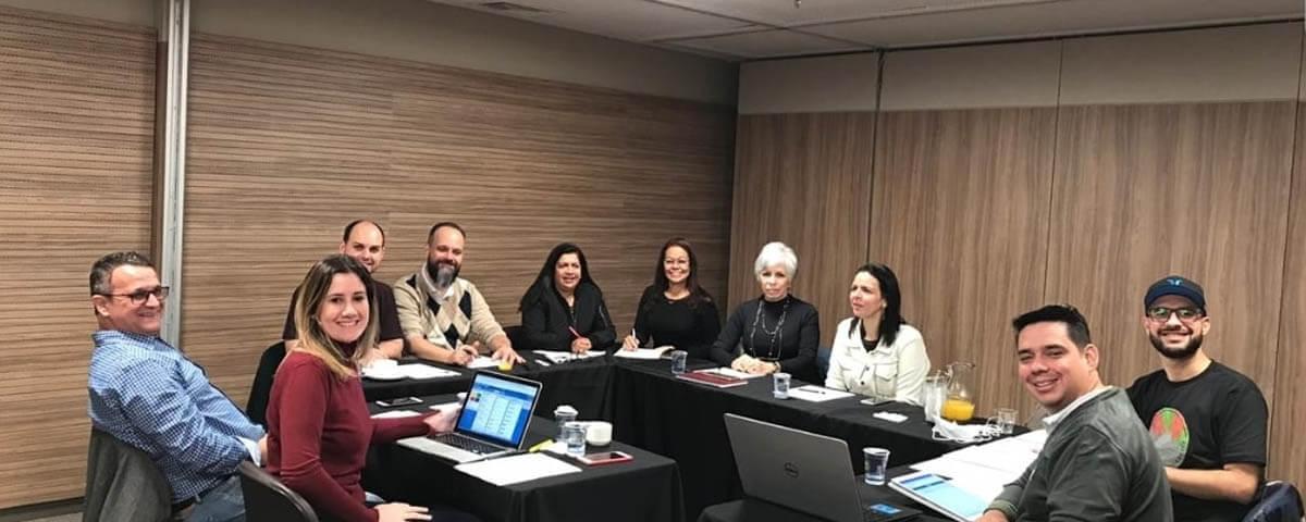 Reunião de Imersão e Planejamento Estratégico