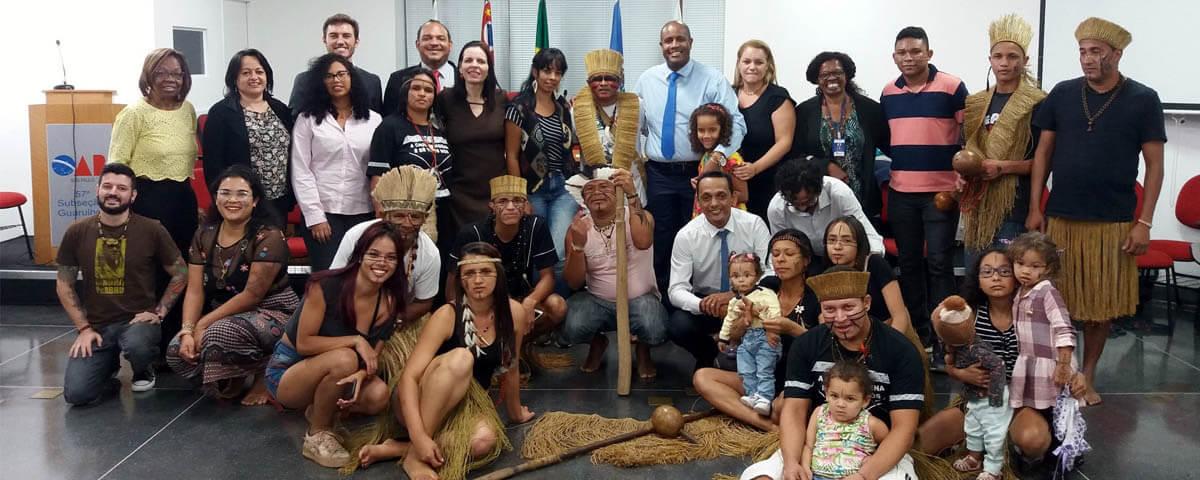 Roda de conversa com o Povo Indígena de Guarulhos: Demandas e Desafios