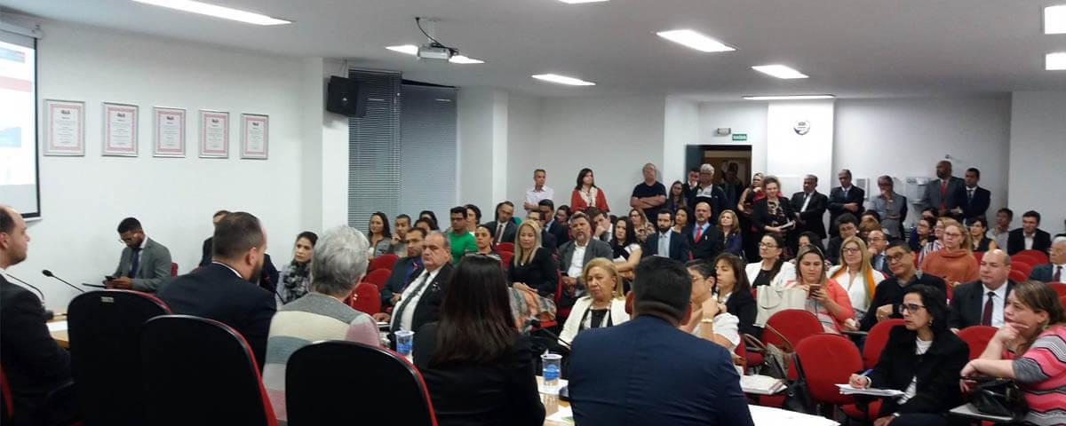 (Vídeo) V Reunião Geral de Comissões – Bate-papo com a Comissão do Meio Ambiente e Proteção Animal da OAB Guarulhos