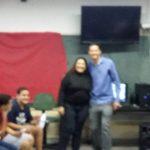 "Comissão OAB Vai à Escola palestra sobre ""Cidadania"" na Escola Roberta Maria Lopes Chaves"