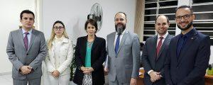 Finalizando as tratativas para a implementacão do projeto OAB Concilia