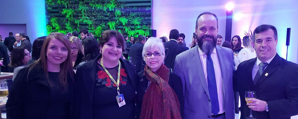 OAB Guarulhos presente na inauguração da Universidade São Judas em Guarulhos