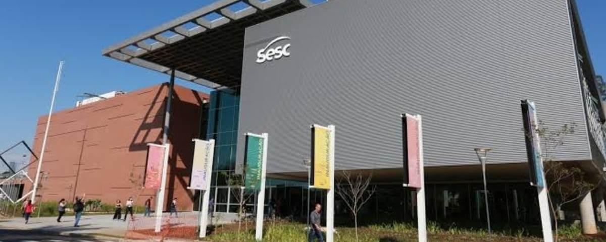 Presidente da OAB Guarulhos visita as instalações do SESC Guarulhos