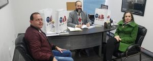 I Congresso da Jovem Advocacia do Alto Tietê com o apoio da Seccional OAB/SP