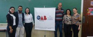 OAB Guarulhos presente em Ação Social promovida pela UNISOCIAL