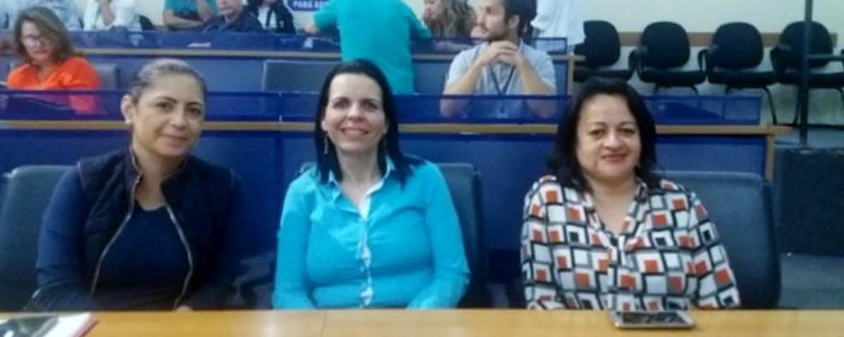 OAB Guarulhos presente em palestra realizada na Plenária da Câmara Municipal de Guarulhos