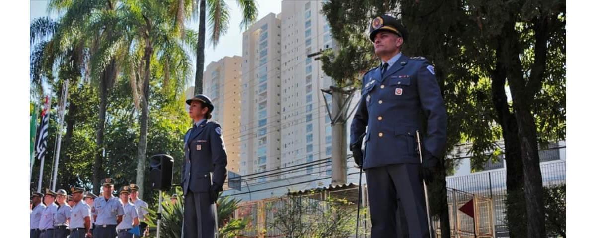 OAB Guarulhos presente na Solenidade de Passagem do Comando de Policiamento de Área Metropolitana Sete (CPA-M7)