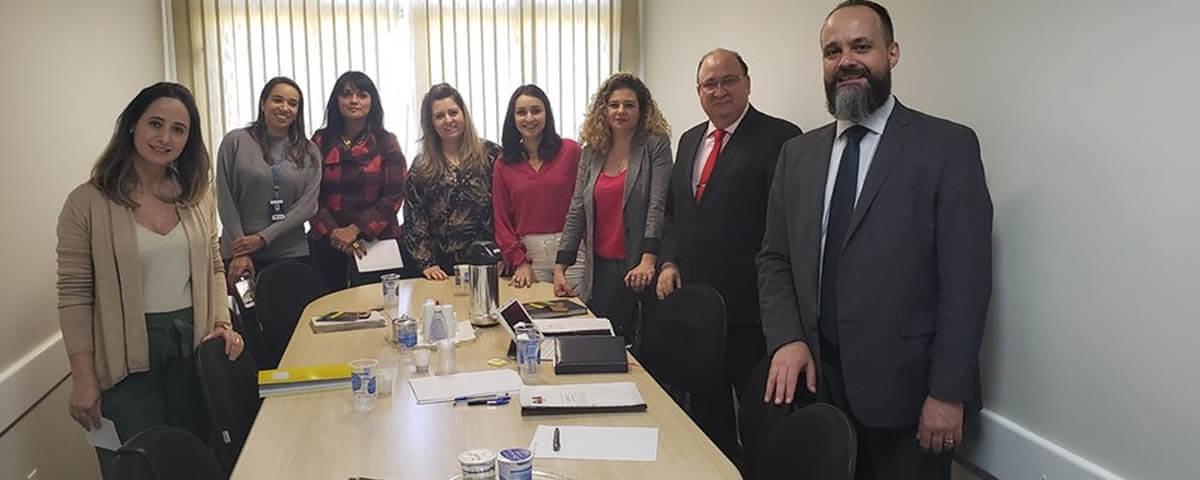 OAB Guarulhos reune-se com a Secretária de Saúde do Município