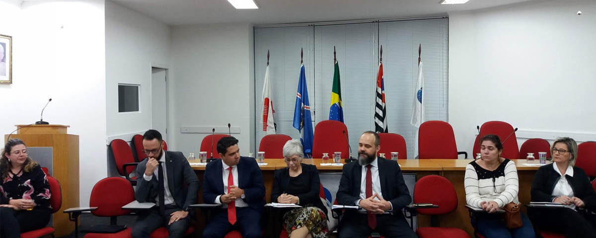 Reunião Geral de Presidentes de Comissões