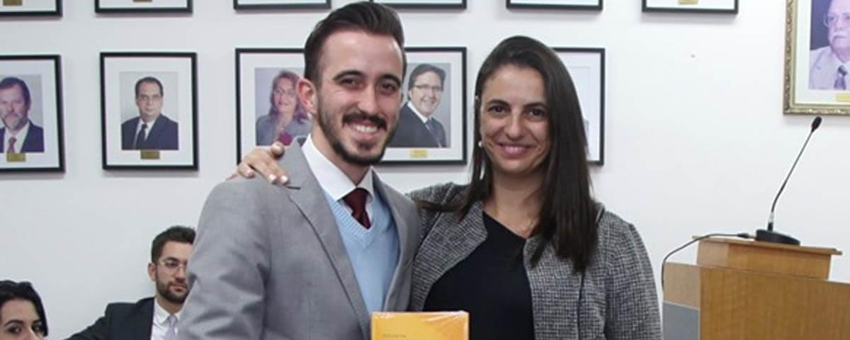 Seminário sobre o Pacote Anti Crime – Conversa com os Palestrantes da noite: Dra. Eleonora Rangel Nacif e Dr. Alexandre de Sá Domingues