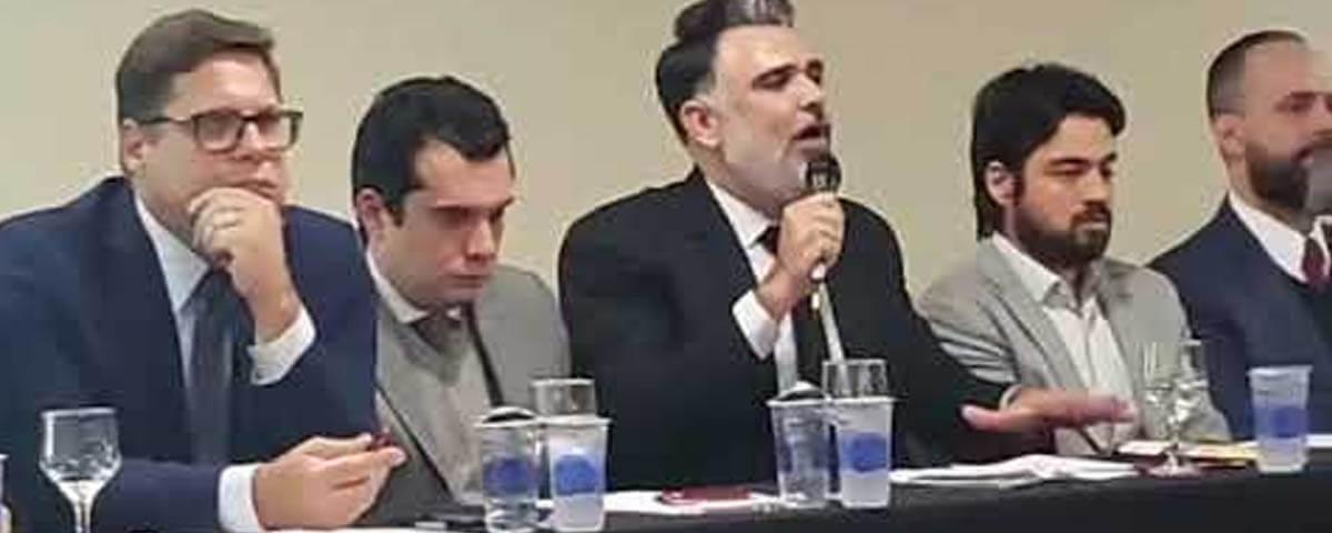 (Vídeo) Lançamento do Anuário da Advocacia Guarulhense – Auditório