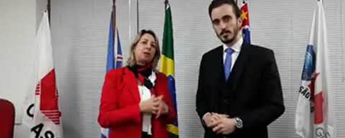 """(Vídeo) – Palestra: """"Aspectos Controversos da Aposentadoria Especial"""" – Conversa com a Palestrante Profª Dra. Adriane Bramante"""