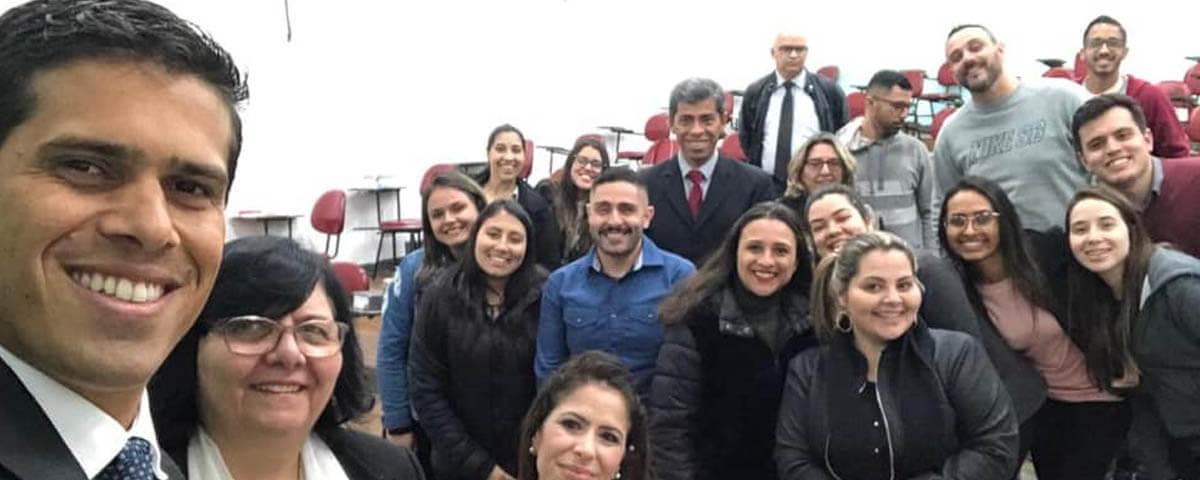 Comissão OAB Vai à Faculdade vai a FIG-UNIMESP