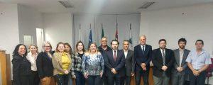 Comissão de Ética e Disciplina realiza sua primeira Reunião de Núcleo