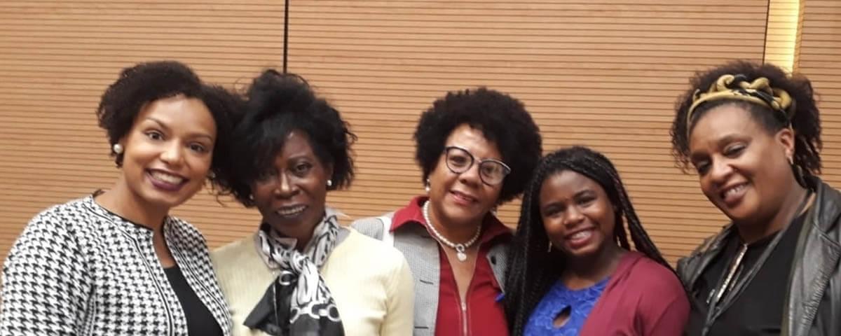 OAB Guarulhos presente em evento em homenagem ao Dia Internacional da Mulher Negra e Caribenha promovido pela OAB/SP