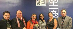 OAB Guarulhos presente em evento promovido pela Prefeitura de Guarulhos pelos 13 Anos da Lei Maria da Penha