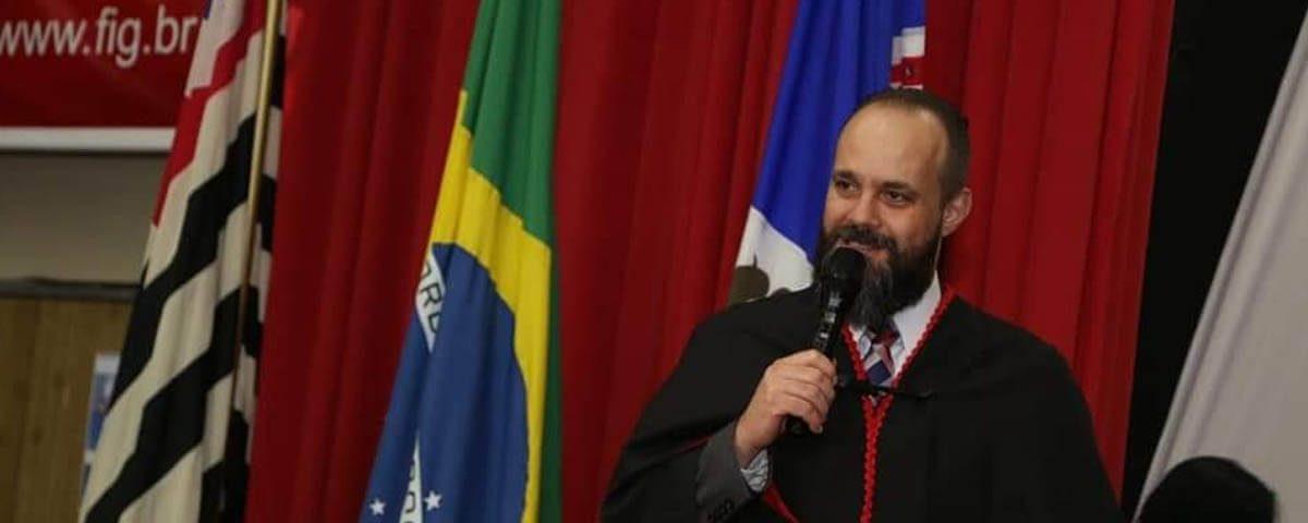 OAB Guarulhos presente na Colação de Grau dos Formandos do Curso de Direito da FIG UNIMESP
