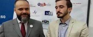 (Vídeo) Abertura do IX Circuito Jurídico de Guarulhos – Conversa com o Presidente da OAB Guarulhos Dr. Eduardo Ferrari
