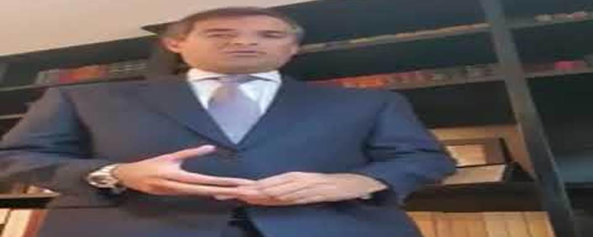 (Vídeo) Convite do Dr. Eugênio Malavasi para o III Congresso da Advocacia de Guarulhos