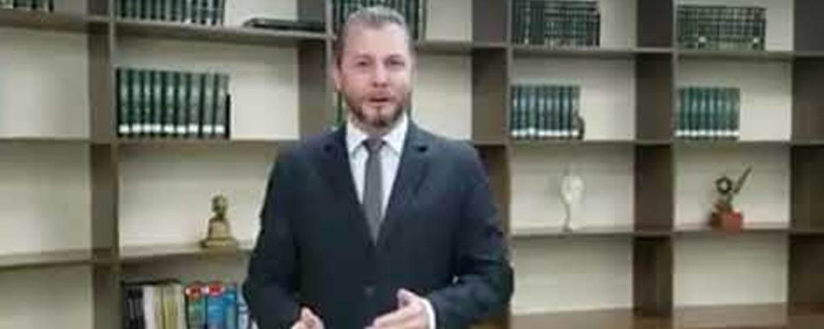 (Vídeo) Convite do Presidente da OAB/SP Dr. Caio Augusto para o III Congresso da Advocacia de Guarulhos