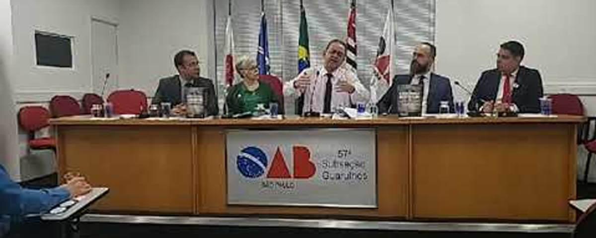 """(Vídeo) Palestra: """"Mediação e a Advocacia de Sucesso 3.0"""""""